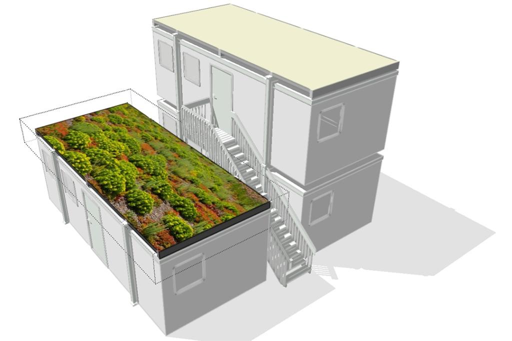 livingwall installation gloucestershire