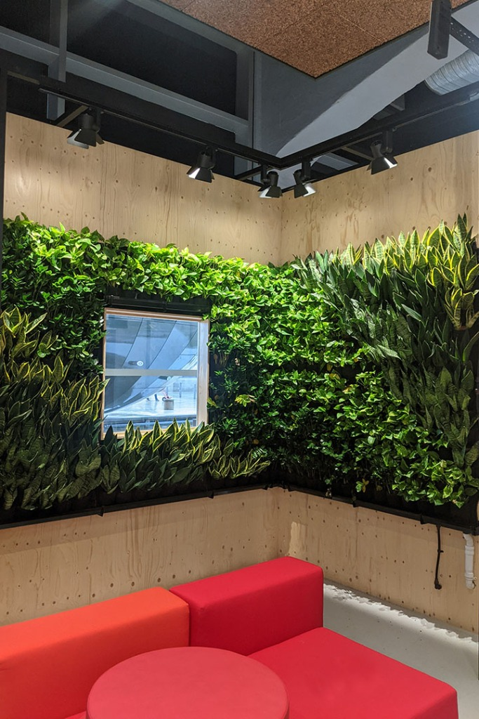 greenwall installation south west